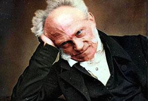 آرتور شوپنهاور