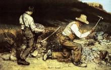 گوستاو کوربه؛ یک نقاشی و یک نامه :: پیرایه یغمایی